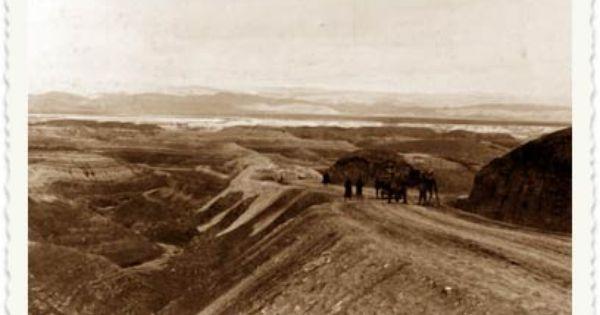 أريحا أريحا الطريق من القدس الى البحر الميت تصوير قديم جدا 67291 فلسطين في الذاكرة Jericho Palestine Pictures