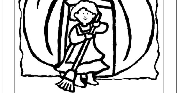 Peter Peter The Pumpkin Eater Coloring Page Nursery Pumpkin Eater Coloring Page