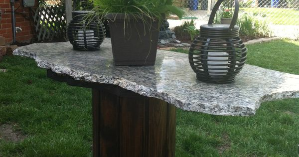 Spool Granite Amp A Little Stain All Free Amp Repurposed