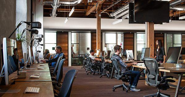 Inside github s san francisco headquarters oficinas for Muebles de oficina san francisco
