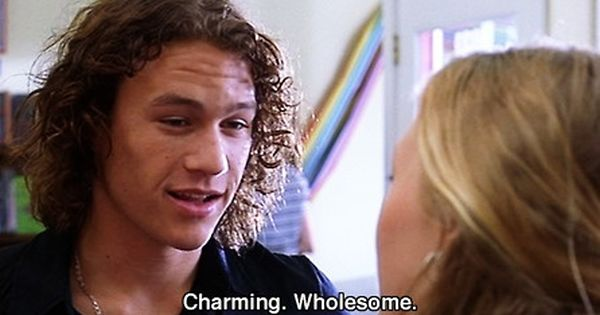 10 Things I Hate About You Speech: 10 Things I Hate About You (1999) Julia Stiles And Heath