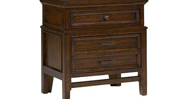 Kenwood Loft Nightstand Furniture Pinterest