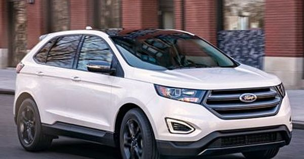 2018 Ford Edge Gets New Appearance Package Autos Ford Automoviles