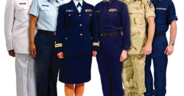 Color In The Us Armed Forces Coast Guard Uniforms Coast Guard Uniforms Coast Guard Auxiliary Coast Guard