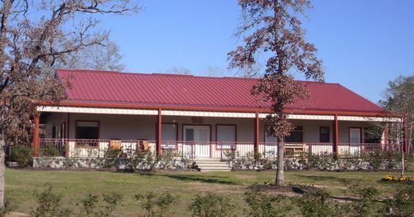 Texas House Barn Builder Texas Barndominium Builder