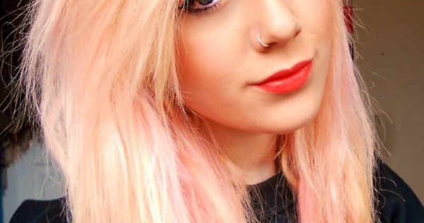 Light Orange Pink Hair | www.pixshark.com - Images ...