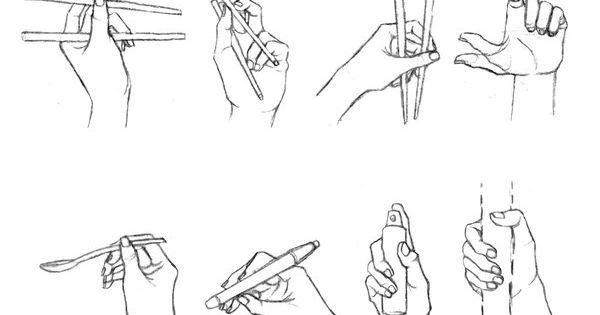Hands CHARACTER DESIGN REFERENCES Find More At Httpswww