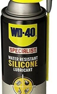 Wd 40 Specialist Water Resistant Silicone Lubricant With Smart Strawnbspsprays Wd40 Silicone Lubricant Wd 40 Silicone Spray