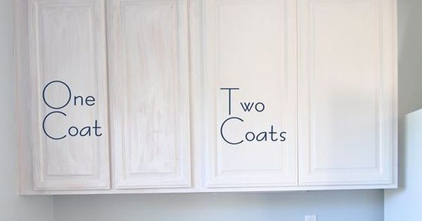 Oh how I've needed this tutorial! Now I don't have to create a dusty mess in my kitchen with the sander! How to paint your cabinets without sanding them. I love you Rustoleum.