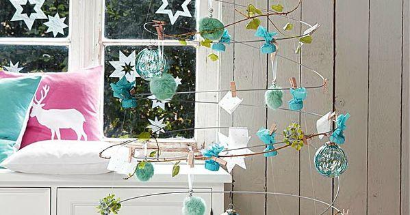 Ad diy wire christmas tree espacios pinterest rbol - Decoracion navidena diy ...