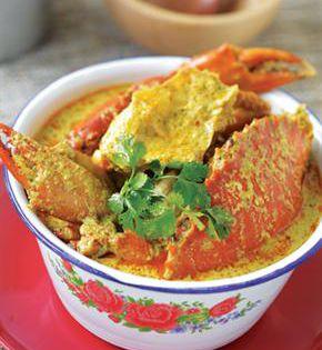 Kare Kepiting Resep Kepiting Resep Seafood Resep Ikan