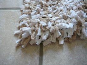 Wipe Your Feet Diy Rug Bath Mat Diy