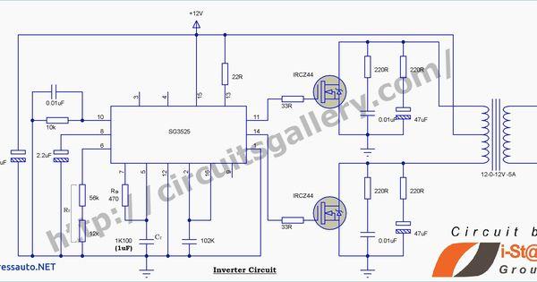 6345 Power Converter Wiring Diagram Elegant In 2020 Circuit Diagram Circuit Circuit Components