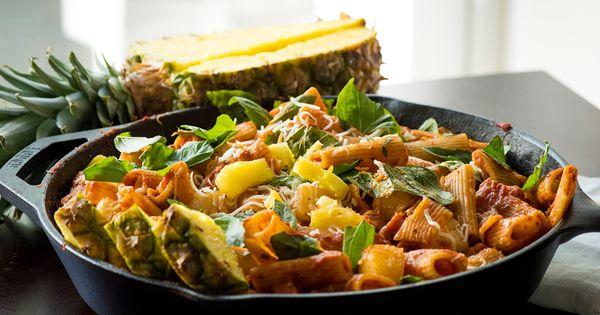 Pizza hawaiana, Pasta and Primi piatti di pasta on Pinterest