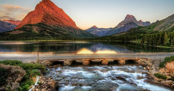 Glacier National Park, Montana, on my bucket list.
