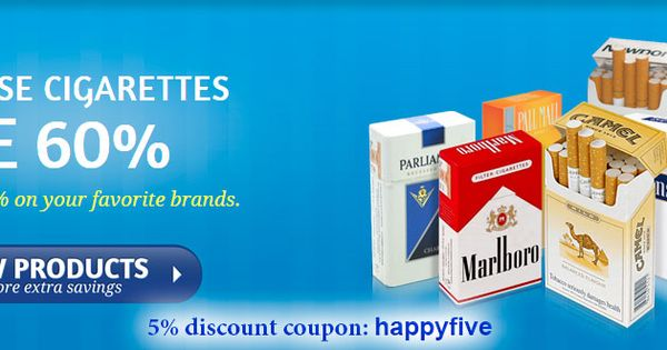 Free cigarette coupons 2019