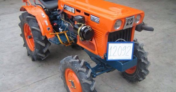 Cub Cadet 100 Crawler : Kubota tractor these little tractors are so cool