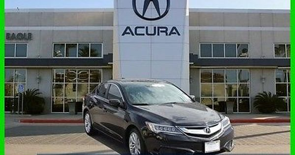 Cool 2017 Acura Ilx Technology Plus Package Certified For Sale Acura Ilx Acura Acura Sedan