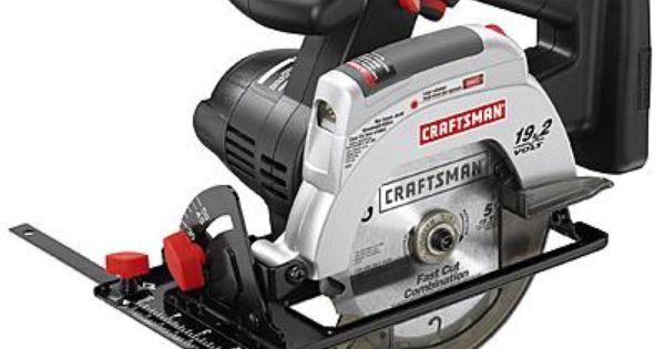Craftsman C3 19 2 Volt Cordless 5 1 2 Inch Trim Saw Best Cordless Circular Saw Cordless Circular Saw Saw Tool