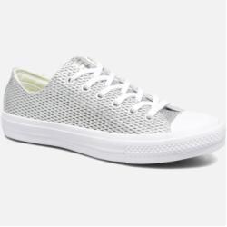 Low Sneaker für Damen #metallicleather Converse Damen