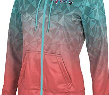 Spray Over ProSphere Northern Illinois University Girls Zipper Hoodie School Spirit Sweatshirt