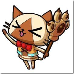 Street Fighter X All Capcom Felyne Monster Hunter Monster Hunter Cat Monster Hunter Monster Hunter World