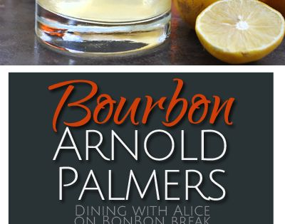Arnold palmer, Cocktail mix and Bourbon on Pinterest