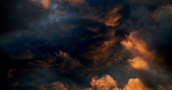 Gloomy Sky 0004 By Marcin Prasal