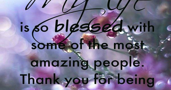 Thank You For Being My Sister Quotes: Thank You For All The Prayers, Love And Support For My