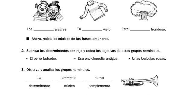 Refuerzo lengua 6º by pridipast via slideshare ...