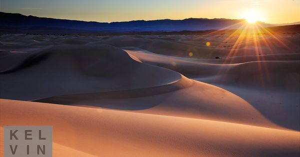 Death Valley / Kelvin Kuo .....beautiful sight.