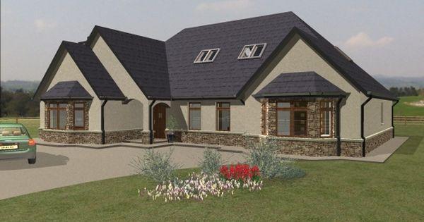 Dormer House Plans Kinglaptop Irish Bungalow Designs Bungalow Design Irish House Plans Dormer House