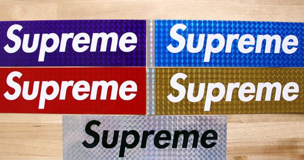 50 Things You Didn't Know About SupremeIts Font Is Futura ...