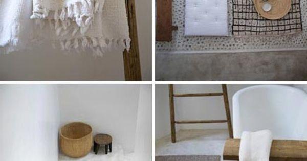 Let op de trap kalkverf hygi nisch en natuurlijk in de badkamer zowel vloer als bad is - Winkelruimte met een badkamer ...