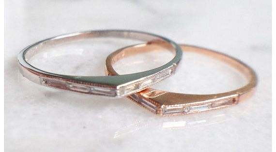 12 Alternative Engagement Rings Under 1000 Rose Gold 10 Year