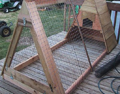 Pictorial history of chicken pens by TheCityChicken