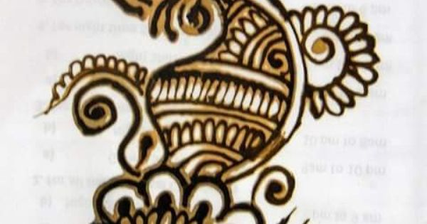 Mehndi Flower Bunch : Bunch pattern for design mehndi bunches pinterest