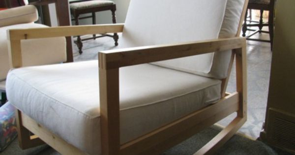 Ikea lillberg rocking chair for sale pinterest for Ikea adirondack chairs