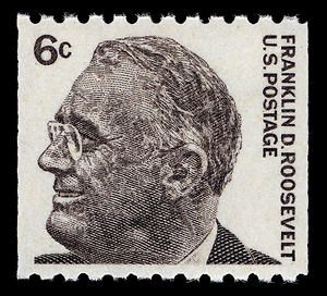 The Post Office Department Featured Franklin D Roosevelt