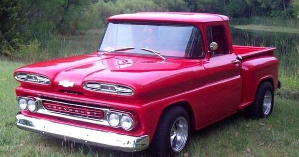 Old Chevrolet Pickups >> 1960-61 Roll call...... - The 1947 - Present Chevrolet & GMC Truck Message Board Network | C10 ...