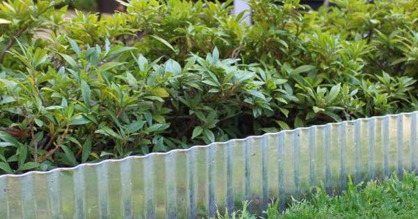 Steel Garden Edging More Corrugated Metal Edging Also 640 x 480