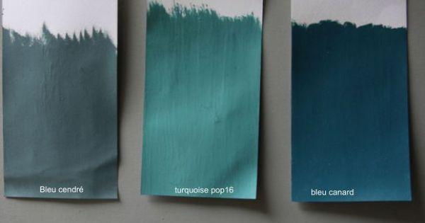 bleu vert peinture escalier pinterest bleu vert vert et bleu. Black Bedroom Furniture Sets. Home Design Ideas