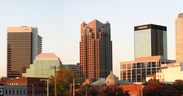 Birmingham (AL) United States  City pictures : Birmingham, AL, United States | Skyline of Cities | Pinterest ...