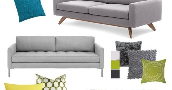 Justo mi indecision gris y turquesa o gris y amarillo for Muebles limon