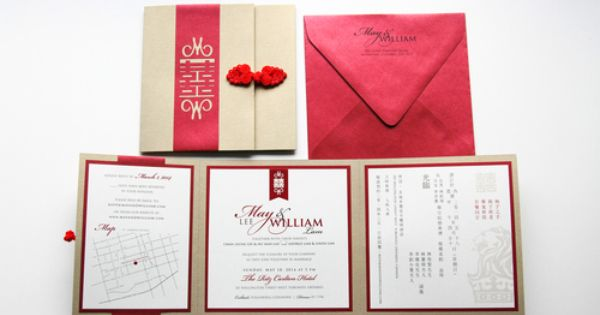 Home Chinese Wedding Invitation Wedding Invitations Wedding Cards