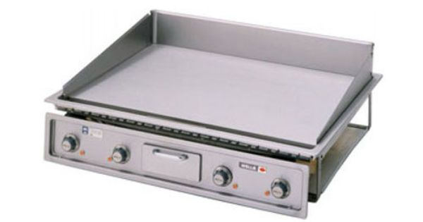 Wells G 236 36 Quot Drop In Countertop Electric Griddle