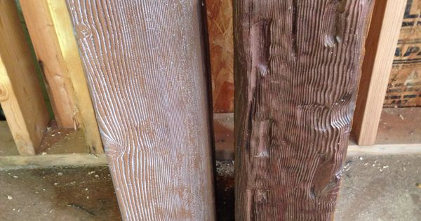 Faux Wood Beam Wrap Home Wood Beams Pinterest Faux