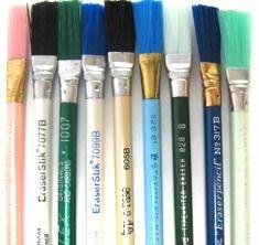 Faber-Castell Eraser Stick With Brush