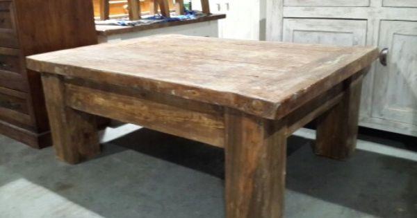 Mesa ratona rustica medidas x x hogar - Mesa madera rustica ...