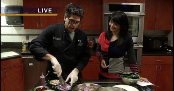 Ozarks Today recipe: Spinach bacon salad   Salads   Pinterest   Bacon ...